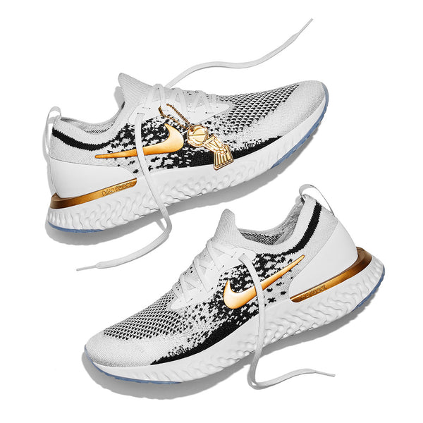 Nike Epic React Flyknit Golden State Warriors