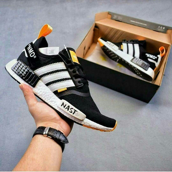 OFF-WHITE® X ADIDAS NMD'S 'NASTY'