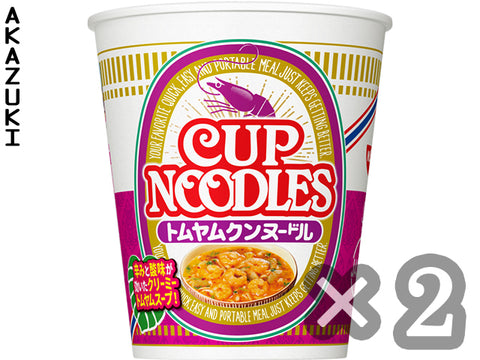 Cup Noodle Tom Yam