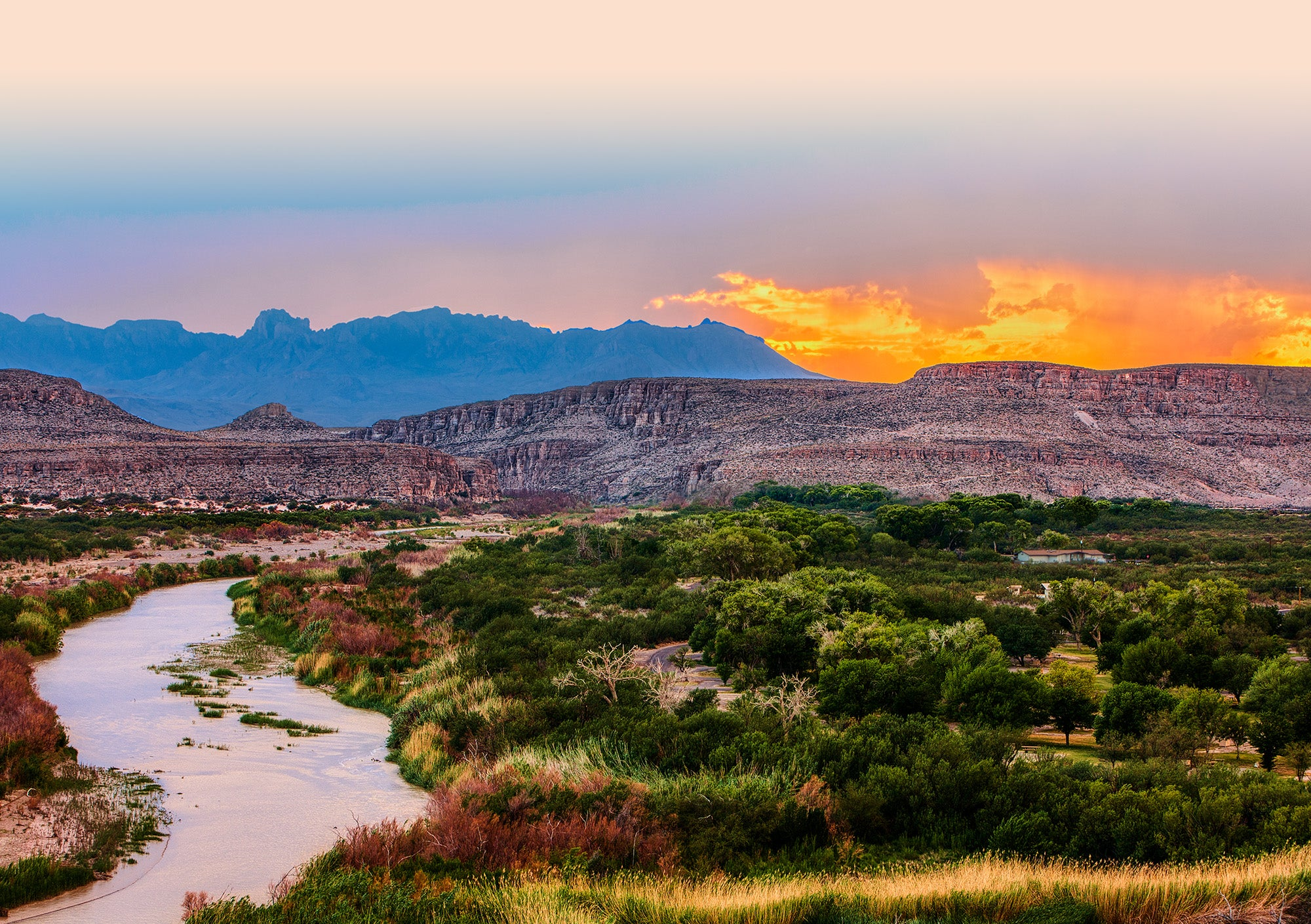 West Texas & The Big Bend