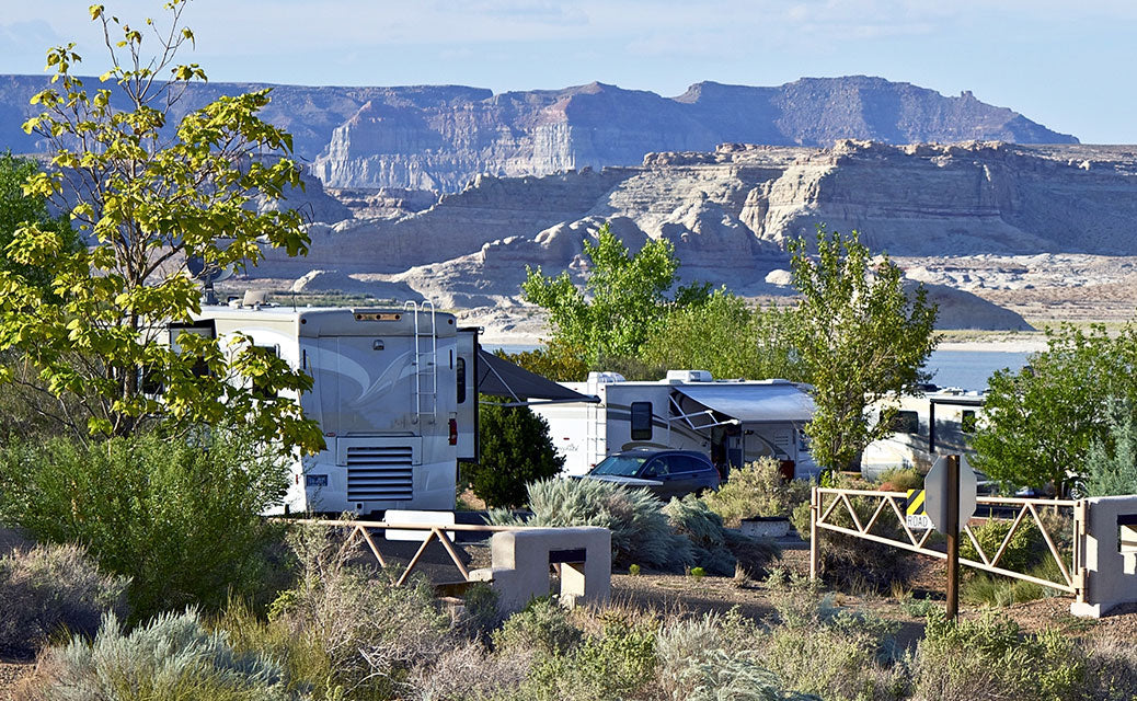 RV Park by Canyons