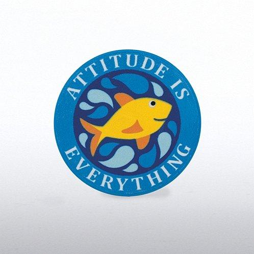 """Attitude Is Everything"" Token of Appreciation"