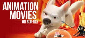 Animation Movies on Blu-ray