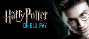 Harry Potter Movies on Blu-ray