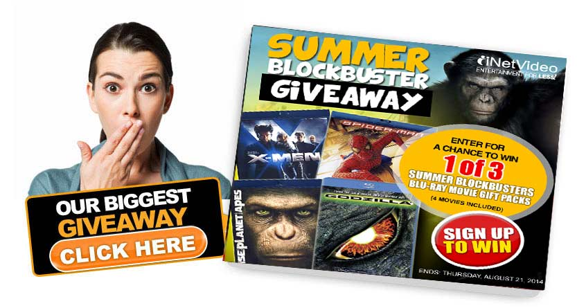 Facebook Giveaways july 2014