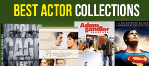 Best Actor Boxsets