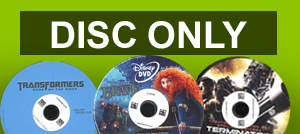 Disc Only Movies