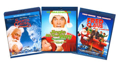 Christmas CollectIon (Santa Clause 3 / Jingle All The Way / Fred Claus) (3 Pack) (Blu-ray)