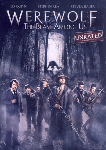 Werewolf - The Beast Among Us DVD Movie