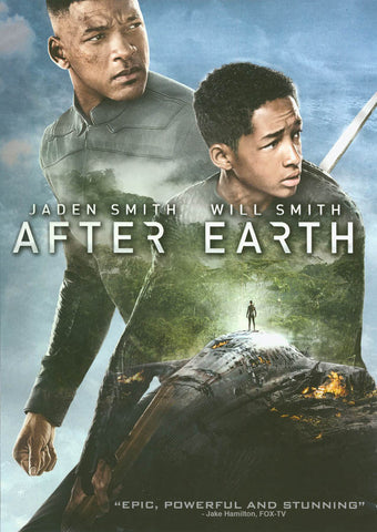 After Earth (+UltraViolet Digital Copy) DVD Movie