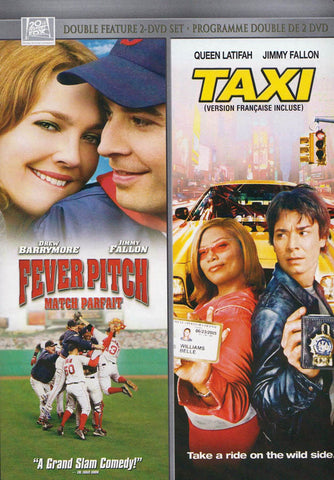 Fever Pitch / Taxi (Double Feature) (Bilingual) DVD Movie