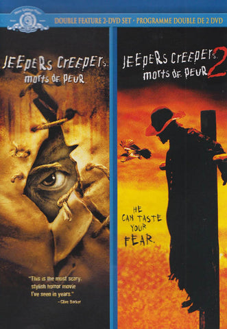 Jeepers Creepers / Jeepers Creepers 2 (Double Feature) (Bilingual) DVD Movie