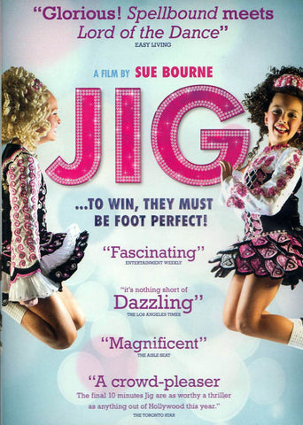 Jig DVD Movie