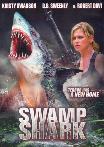 Swamp Shark DVD Movie