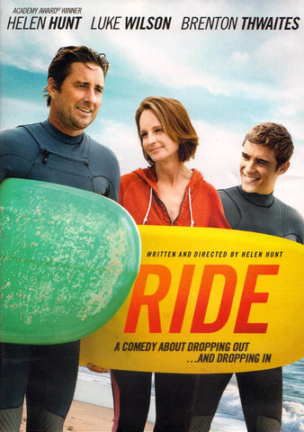 Ride DVD Movie
