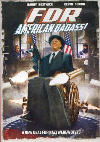 FDR - American Badass DVD Movie