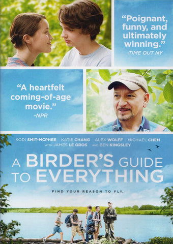 A Birder's Guide To Everything DVD Movie