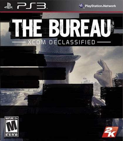 The Bureau - XCOM Declassified (PLAYSTATION3) PLAYSTATION3 Game