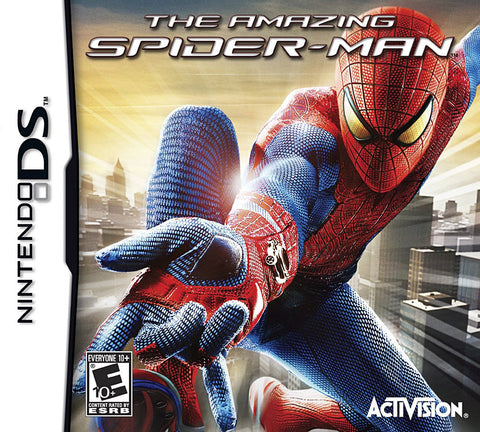 The Amazing Spider-Man (DS) DS Game