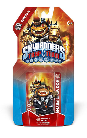 Skylanders Trap Team - Hog Wild Fryno Character Pack (Toy) (TOYS) TOYS Game