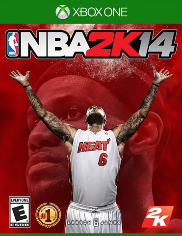 NBA 2K14 (XBOX ONE) XBOX ONE Game