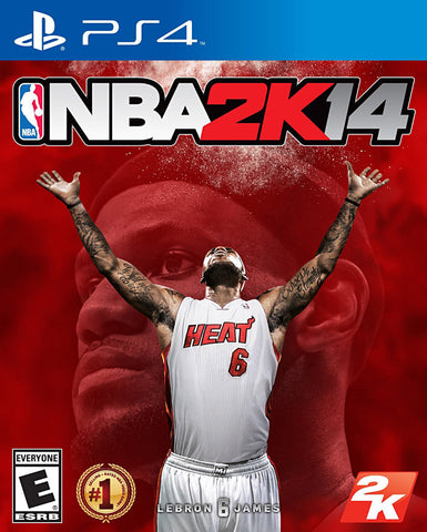 NBA 2K14 (PLAYSTATION4) PLAYSTATION4 Game