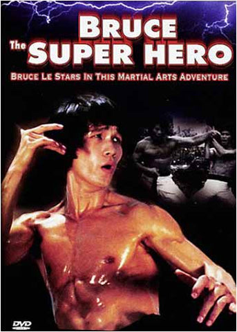 Bruce The Superhero DVD Movie
