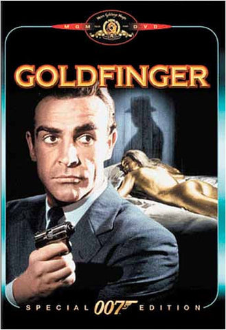 Goldfinger (Special Edition) DVD Movie