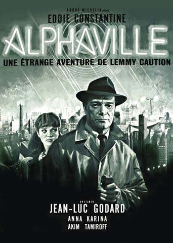 Alphaville DVD Movie