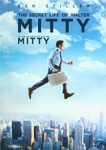 The Secret Life Of Walter Mitty (Bilingual) DVD Movie