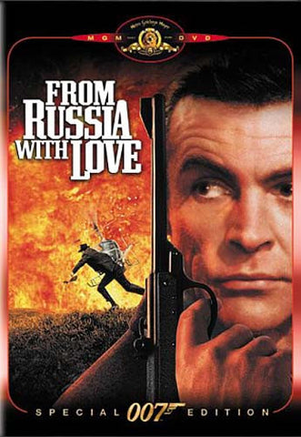 From Russia With Love (Special Edition) (James Bond) DVD Movie