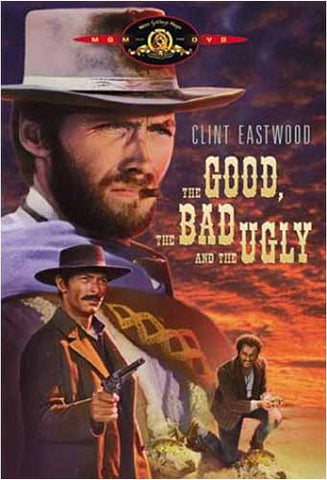 The Good, The Bad And The Ugly (The Best of Eastwood) DVD Movie