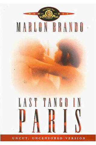 Last Tango In Paris (MGM) DVD Movie