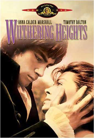 Wuthering Heights (Harry Andrews, Timothy Dalton) DVD Movie
