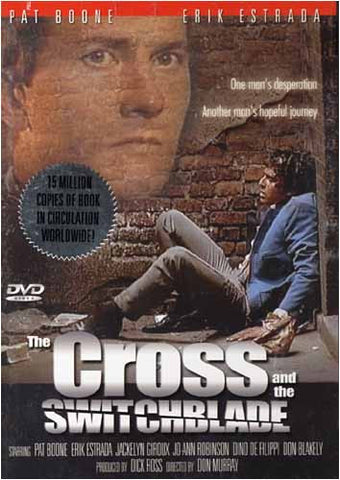 The Cross And The Switchblade DVD Movie