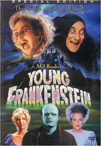 Young Frankenstein (Special Edition) DVD Movie