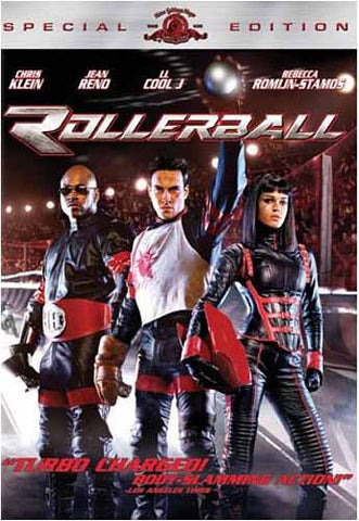 Rollerball (Special Edition) (Jean Reno) DVD Movie