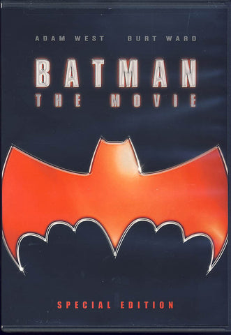 Batman - The Movie (Special Edition) DVD Movie