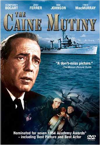 The Caine Mutiny DVD Movie