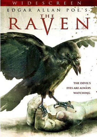 The Raven (Carsten Frank) DVD Movie