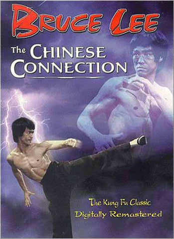 Bruce Lee - The Chinese Connection DVD Movie
