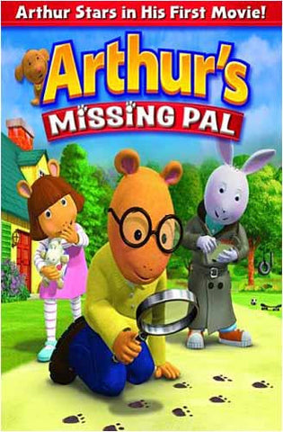 Arthur's Missing Pal DVD Movie
