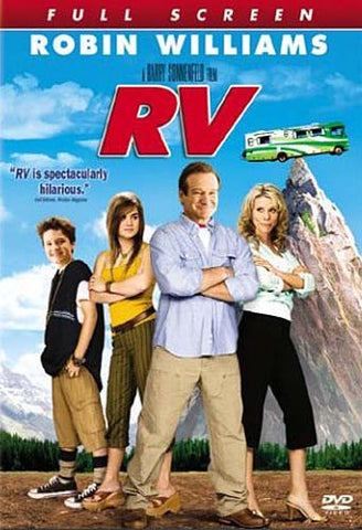 RV (Full Screen) DVD Movie