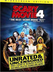 Scary Movie 4 (Unrated And Uncensored) (Widescreen Edition) (Bilingual)