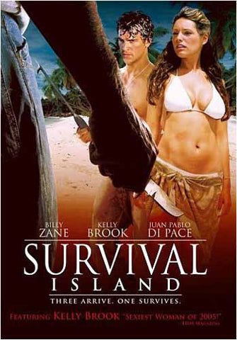 Survival Island (Bilingual) DVD Movie
