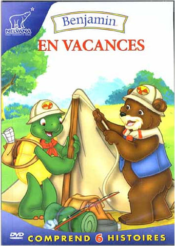 Benjamin - En Vacances DVD Movie