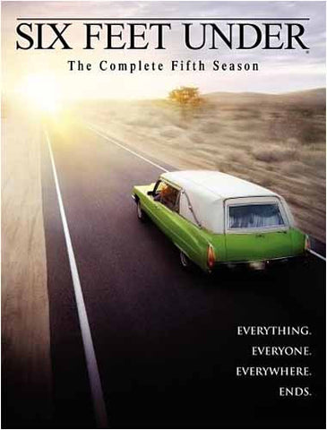 Six Feet Under - The Complete Fifth Season (5th) (Boxset) DVD Movie