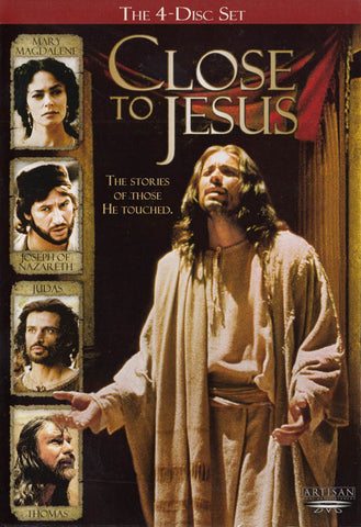 Close to Jesus (4 Disc Set) (Boxset) DVD Movie