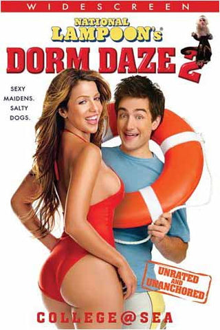 National Lampoon's Dorm Daze 2 (Unrated and Unanchored) DVD Movie