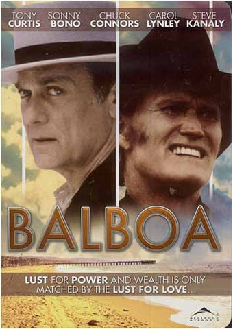 Balboa DVD Movie